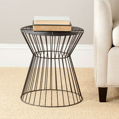 Safavieh Adele Iron Wire Stool FOX4511A