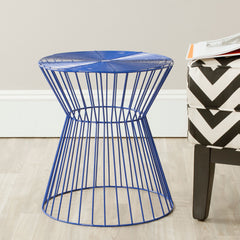 Safavieh Adele Iron Wire Stool FOX4511B
