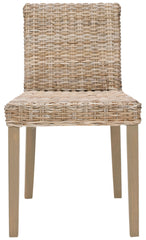 Safavieh Siesta 18''H Wicker Side Chair (Set Of 2) FOX6004A-SET2