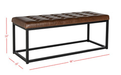 Safavieh Reynlds Bench FOX6225C
