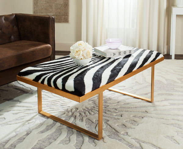 Safavieh Millie Loft Bench/Coffee Table FOX6251C