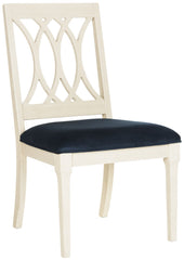 Safavieh Selena 19''H Velvet Side Chair FOX6265A-SET2