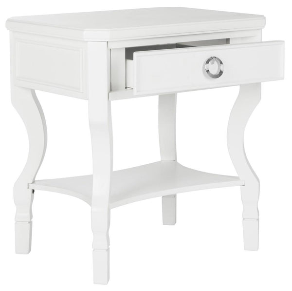 Safavieh Alaia One Drawer Night Stand FOX6275A