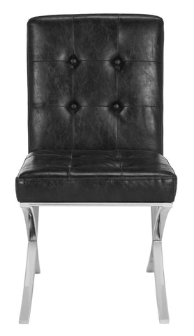 Safavieh Walsh Tufted Side Chair FOX6300A