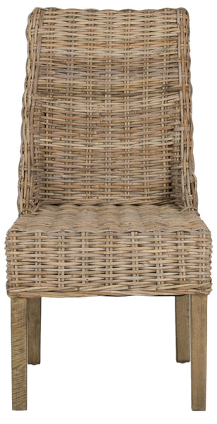 Safavieh Suncoast 18''H Rattan Arm Chair (Set Of 2) FOX6503B-SET2