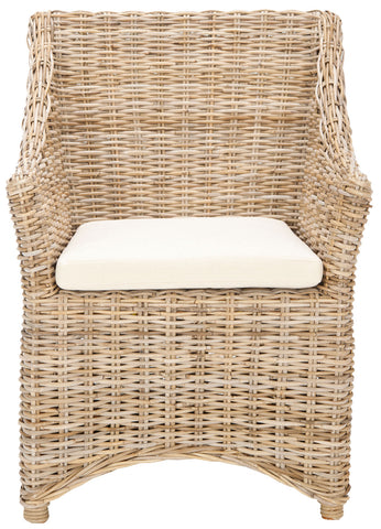 Safavieh Ventura Rattan Arm Chair FOX6505A