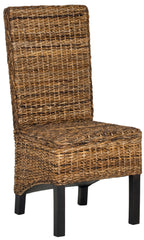 Safavieh Pembrooke 19''H Rattan Side Chair FOX6520A-SET2