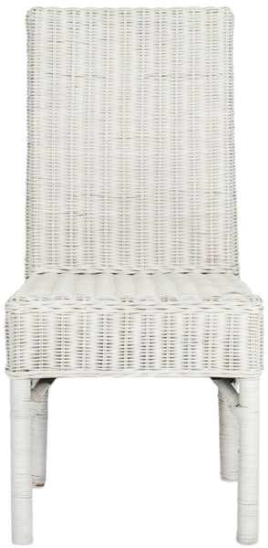 Safavieh Sommerset 18''H Rattan Side Chair FOX6524A-SET2