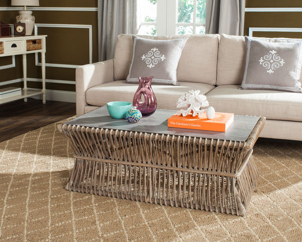 Safavieh Gensho Coffee Table FOX6536A