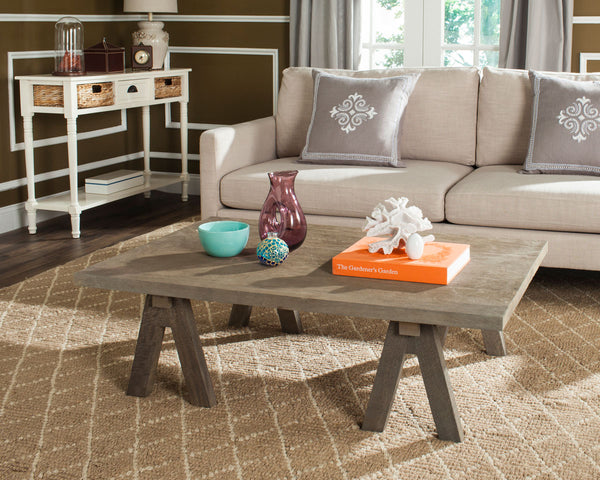 Safavieh Praire Coffee Table FOX6539A