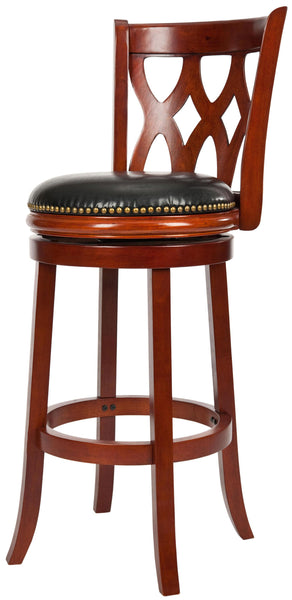 Safavieh Lancaster Swivel Barstool FOX7002A