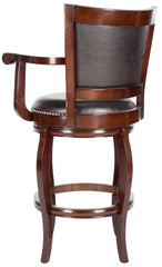 Safavieh Gitano Swivel Barstool FOX7009A