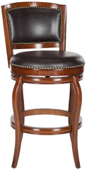 Safavieh Pasquale Swivel Barstool FOX7011D
