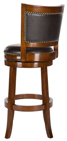 Safavieh Lazzaro Swivel Barstool FOX7012D