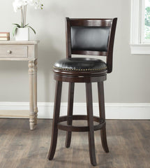Safavieh Brockway Swivel Barstool FOX7016A