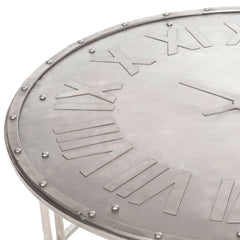 Safavieh Roman Clock Cocktail Table FOX7203A