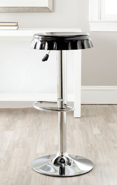Safavieh Bunky Swivel Barstool FOX7505B
