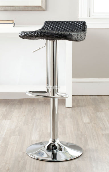 Safavieh Juji Swivel Barstool FOX7527B
