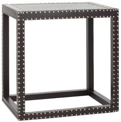 Safavieh Lena End Table Charcoal FOX9503B