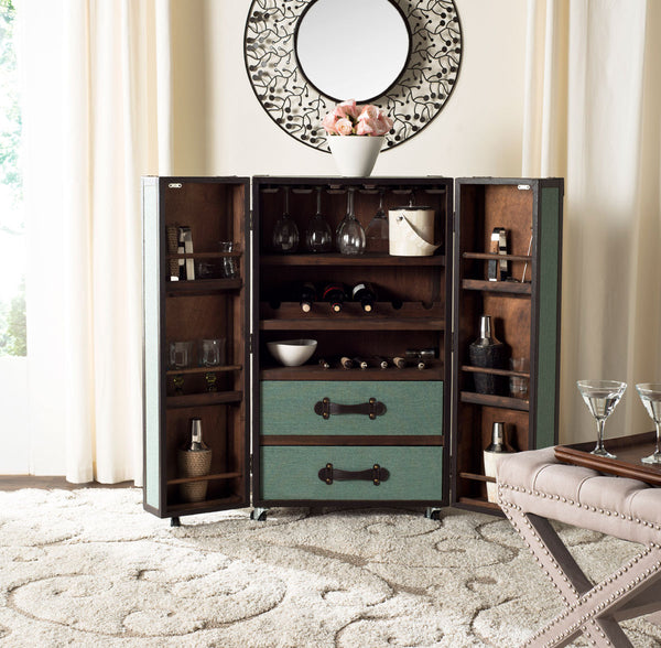 Safavieh Grayson Bar Cabinet FOX9511B