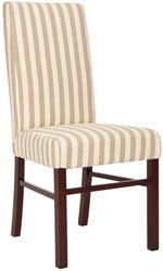 Safavieh Classic 20''H Striped Side Chair (Set Of 2) HUD8205C-SET2