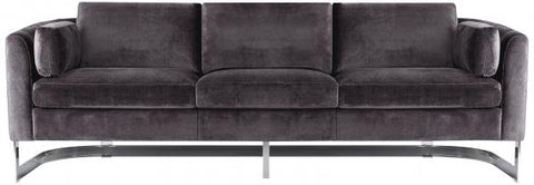 Safavieh Zealand Velvet Sofa KNT7033A