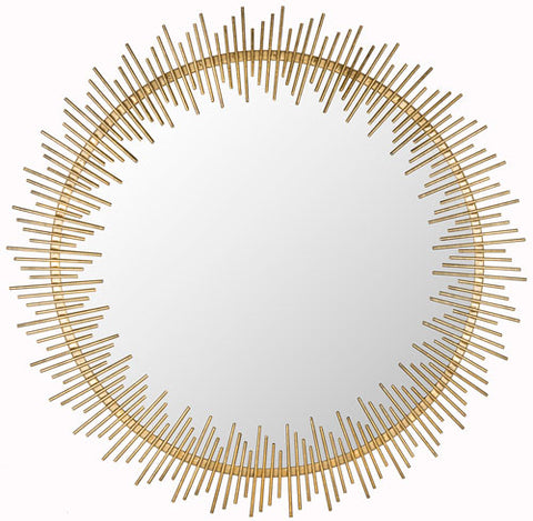 Safavieh Sunray Circle Mirror MIR4022A