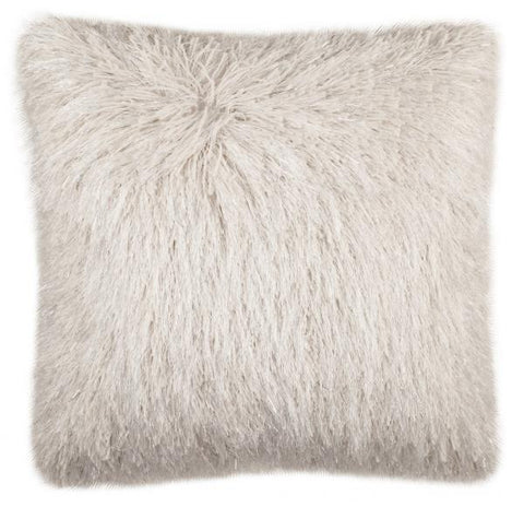 Safavieh Shag Modish Metallic Pillow -Pls732B-2020 PLS732B-2020