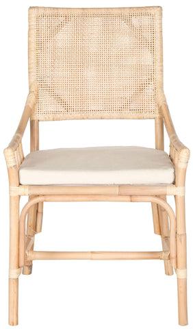 Safavieh Donatella Rattan Chair SEA4012A