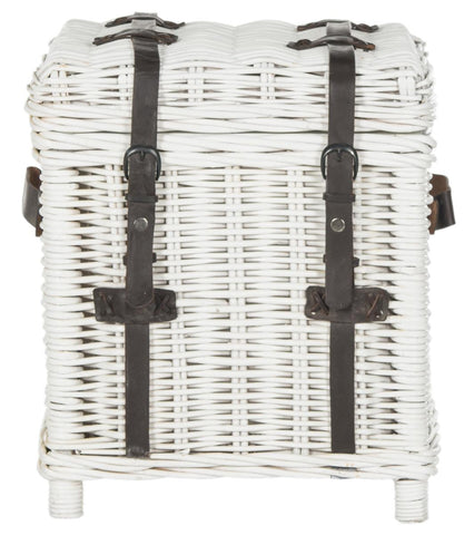 Safavieh Kacia Wicker Side Trunk SEA7023A