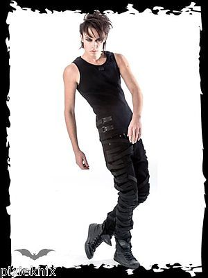 Industrial vest with straps & ring SH21-127/13
