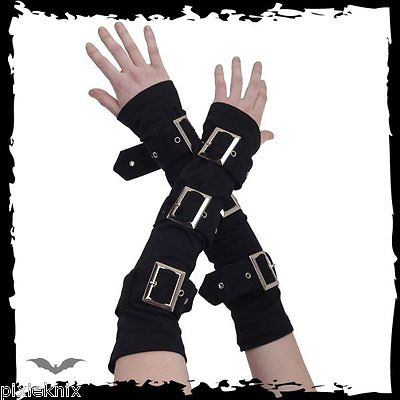 Armwarmers with Buckles AGL1-151/07
