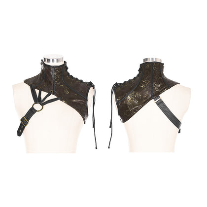 Engraved Harness Armour WS-260