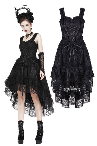 Gothic Lolita Cocktail Dress DW198