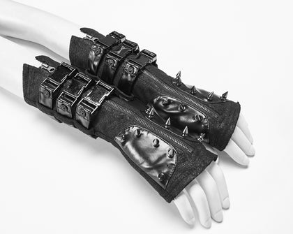 Industrial Spike Gloves WS-278