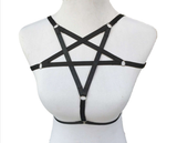 Pentagram Slim strap Harness