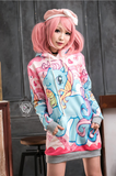 My Little Pony Hooded Top
