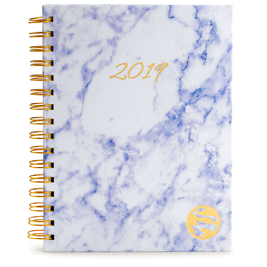 2019 Planner - Blue Marble
