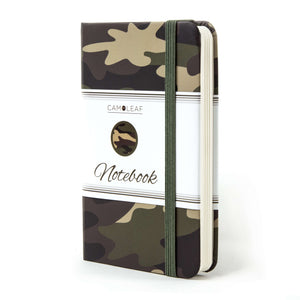 Pocket Journal - Camo
