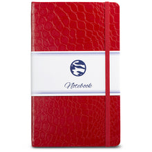 Journal - Crocodile Red