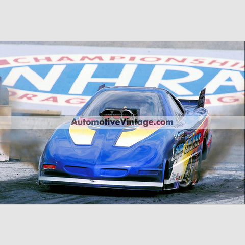 Cape Codder Funny Car High Resolution Full Color Premium Drag Racing Poster 24 Wide X 18