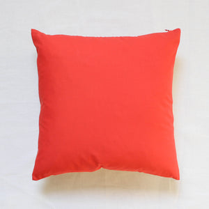 Square Pillow - Lines and Shapes A