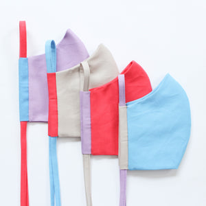 Fabric Mask Set H