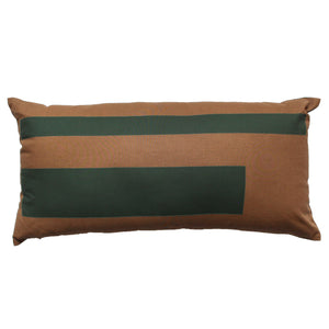 Rectangle Pillow - Lines and Shapes B