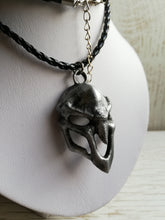 Overwatch reaper mask pendant necklace, skull necklace - Geek And Artsy