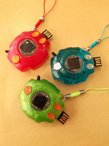 Digivice USB pen drive -32 or 64Gb - Geek And Artsy