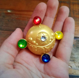 Sailor moon cosplay transformation brooch - Geek And Artsy