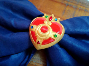Sailor moon cosplay brooch