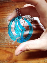 Mass effect inspired paragon necklace, paragon pendant - Geek And Artsy
