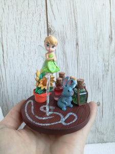 Disney fairies Tinker Bell Terrarium, disney home decor - Geek And Artsy